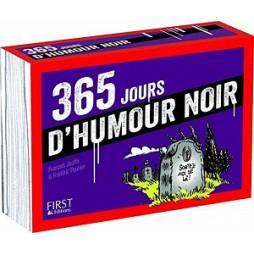 365 JOURS D'HUMOUR NOIR