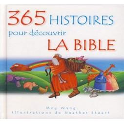 365 HISTOIRES POUR DECOUVRIR LA BIBLE