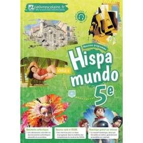 ESPAGNOL 5E - HISPAMUNDO, EDITION 2017