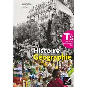 HISTOIRE-GEOGRAPHIE TLE S ED. 2014 - MANUEL DE L'ELEVE