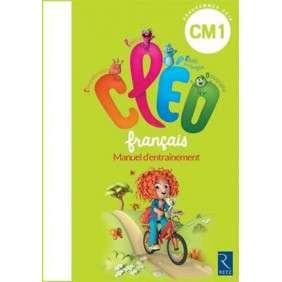 CLEO FRANCAIS MANUEL D'ENTRAINEMENT CM1