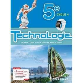 TECHNOLOGIE 5E ELEVE BIMANUEL 2017