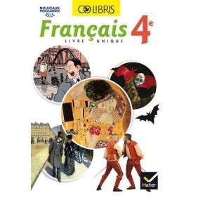 COLIBRIS - FRANCAIS 4E ED. 2017 - LIVRE ELEVE