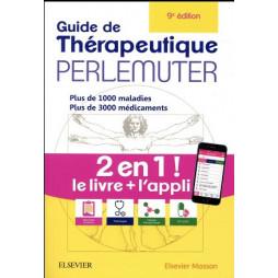 GUIDE DE THERAPEUTIQUE PERLEMUTER (LIVRE + APPLICATION) - CAMPUS