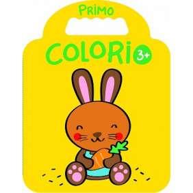 PRIMO COLORIO 3+ : LAPIN