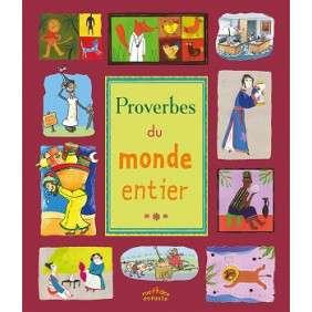 PROVERBES DU MONDE ENTIER