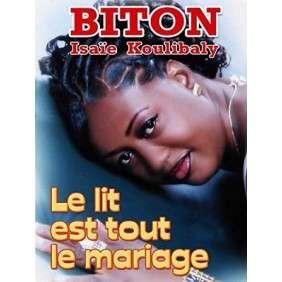 LE LIT EST TOUT LE MARIAGE