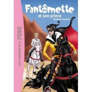 FANTOMETTE TOME 12 - FANTOMETTE ET SON PRINCE
