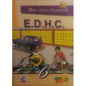 MON CAHIER D'HABILETES EDHC 6EME
