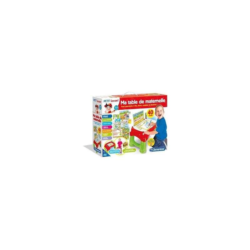 Ma Table De Maternelle 3 A 6 Ans Librairie 541806 Achat En