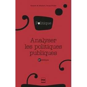 ANALYSER LES POLITIQUES PUBLIQUES - 2E EDITION