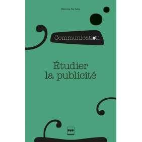ETUDIER LA PUBLICITE