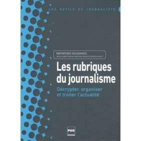 LES RUBRIQUES DU JOURNALISME