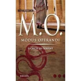 M.O., I : MODUS OPERANDI - LA SECTE DU SERPENT