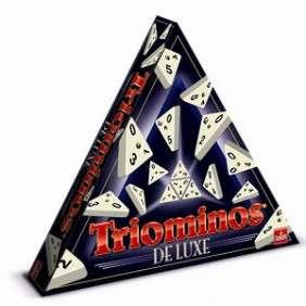 TRIOMINOS TRIANGULAIRE LUXE