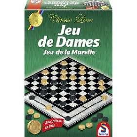 JEU DE DAMES CLASSIC