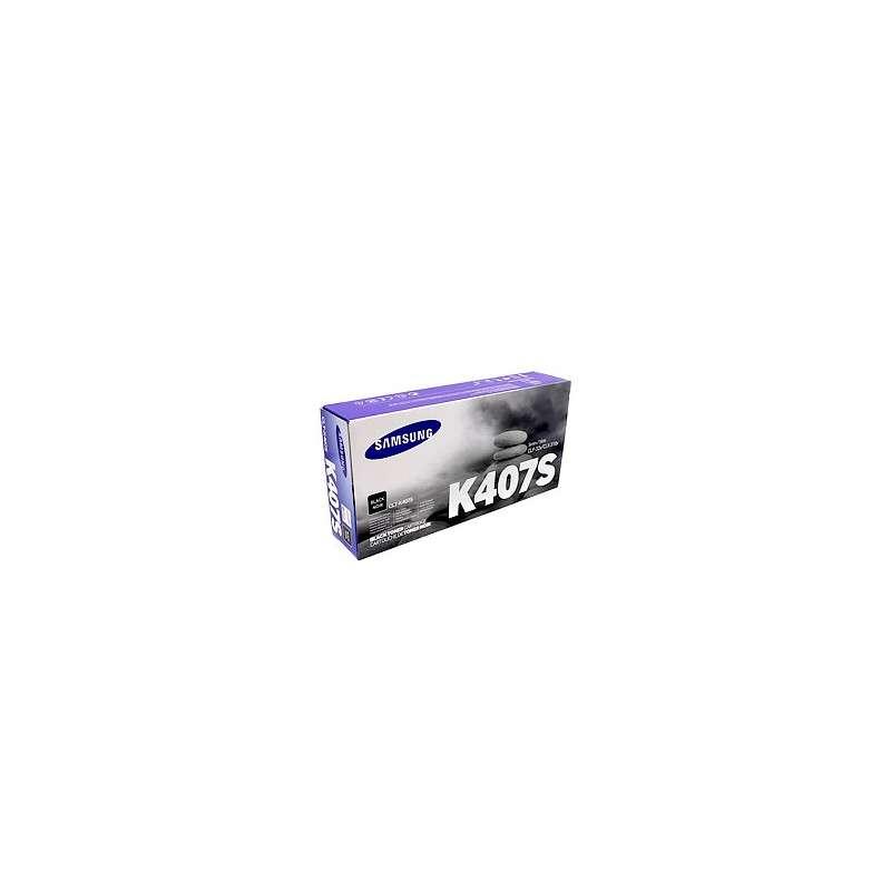 TONER SAMSUNG CLT-K407S/SEE NOIR