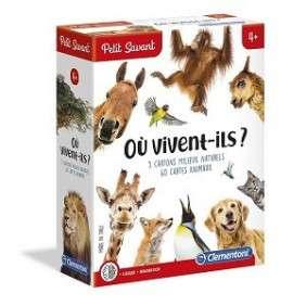 OU VIVENT-ILS ? 4 ANS +