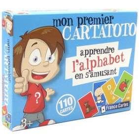 CARTATOTO - APPRENDRE L'ALPHABET