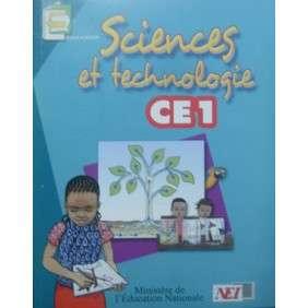 SCIENCES ET TECHNOLOGIE CE1 ECOLE ET NATION ED 2008