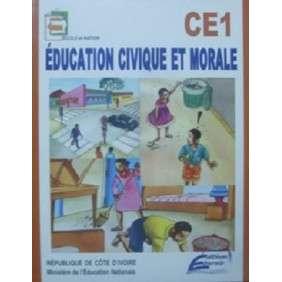 EDUCATION CIVIQUE ET MORALE CE1 ED 2008 ECOLE & NATION
