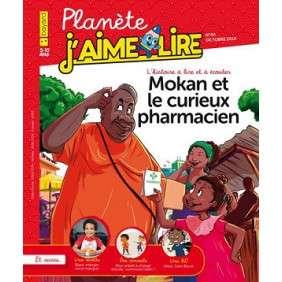 MOKAN ET LE CURIEUX PHARMACIEN N°40