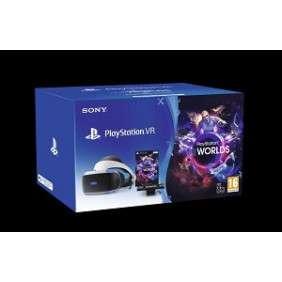 PS4 PLAYSTATION VR V2 MK4 + PLAYSTATION CAMERA V2