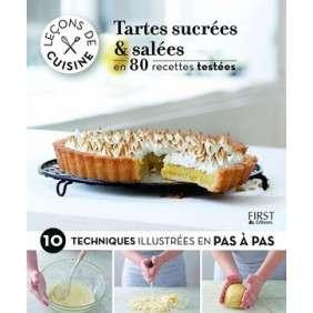Leçons De Cuisine - Tartes Sucrees Et Salees