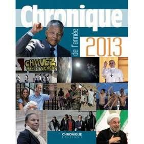 Chronique De l'Année 2013
