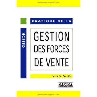 GESTION DES FORCES DE VENTE