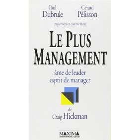 LE PLUS MANAGEMENT - AME DE LEADER ESPRIT DE MANAGER