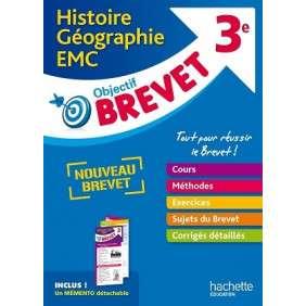 OBJECTIF BREVET - L'EPREUVE D'HISTOIRE-GEOGRAPHIE-EDUCATION CIVIQUE