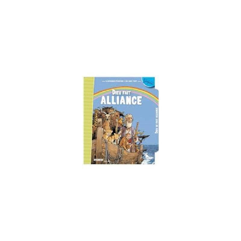 MODULE 5 DIEU FAIT ALLIANCE 8-11 ANS