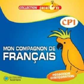 CACATOES CP1 MON COMPAGNON DE FRANCAIS
