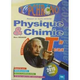 TOP CHRONO PHYSIQUES CHIME TLE C/D/E ED 2020