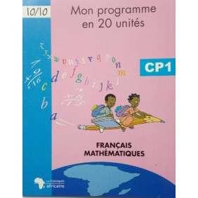 MON PROGRAMME EN 20 UNITES CP1 COLLECTIF