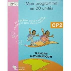 MON PROGRAMME EN 20 UNITES CP2