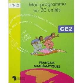 MON PROGRAMME EN 20 UNITES CE2 COLLECTIF