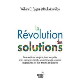 LA REVOLUTION DES SOLUTIONS