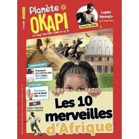 PLANETE OKAPI N°125