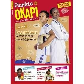 PLANETE OKAPI N°121