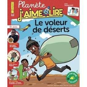 LE VOLEUR DE DESERTS