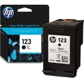CARTOUCHE HP 123 NOIR