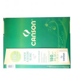 POCHETTE CANSON 180 G 24*32 AFRIQUE