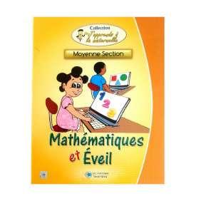 J'APPRENDS A LA MATERNELLE MATHS-EVEIL MS