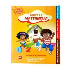 TOUTE LA MATERNELLE M.S - MATHEMATIQUES AEM AEC
