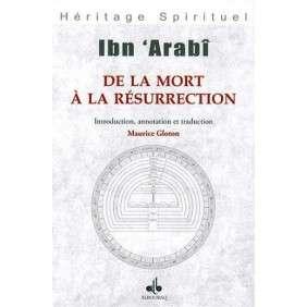 DE LA MORT A LA RESURRECTION