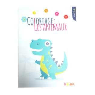 COLORIAGE - LES ANIMAUX - 3-5 ANS