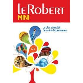DICTIONNAIRE LE ROBERT MINI 2017