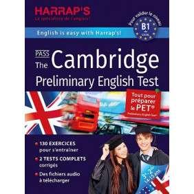 HARRAP'S PASS THE CAMBRIDGE PRELIMINARY ENGLISH TEST